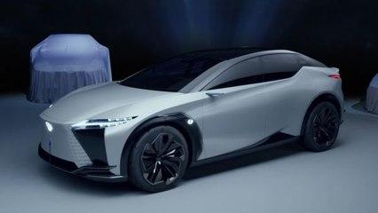 Weltpremiere: Lexus LF-Z Electrified