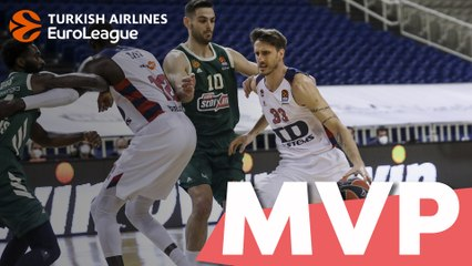 Co-MVPs of the Week: Mickey, Khimki and Polonara, Baskonia