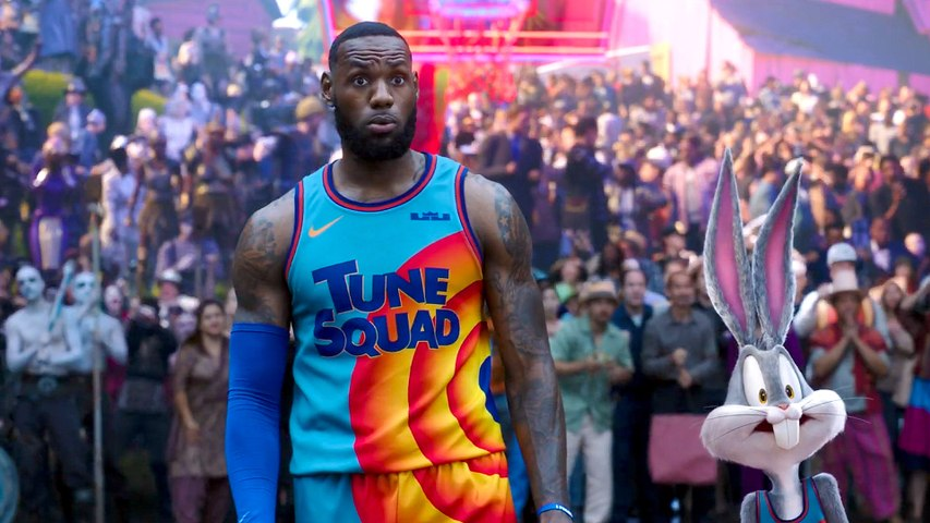 Space Jam: A New Legacy on HBO Max - Official Trailer