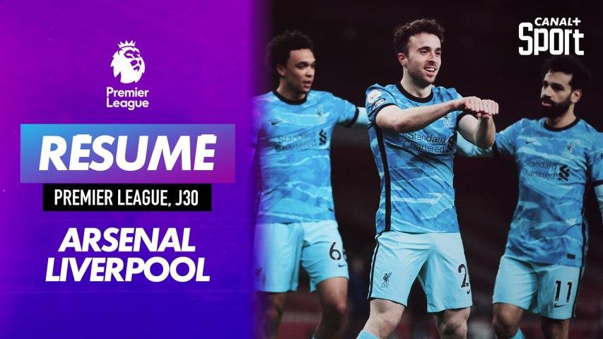 Le résumé de Arsenal / Liverpool - Premier League (J30)