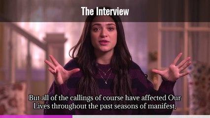 Manifest Season 3 Premiere  Luna Blaise (Captioned)