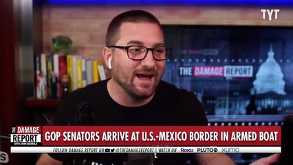 Ted Cruz's Embarrassing Border Story DEBUNKED