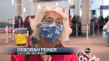 TSA screens record number of passengers during pandemic