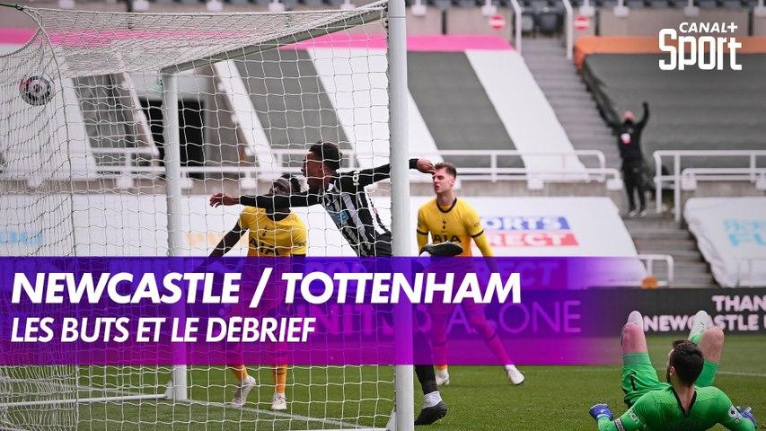 Les buts et le débrief de Newcastle / Tottenham