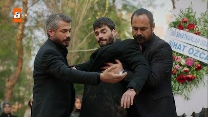 Hazar'ın cenazesi