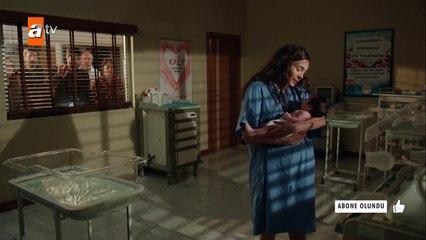 Reyyan'ın bebeğine duygusal kavuşması