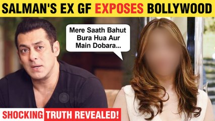 Salman Khan's Ex Girlfriend Makes SHOCKING Revelations | Opens About Her Relationship With Salman