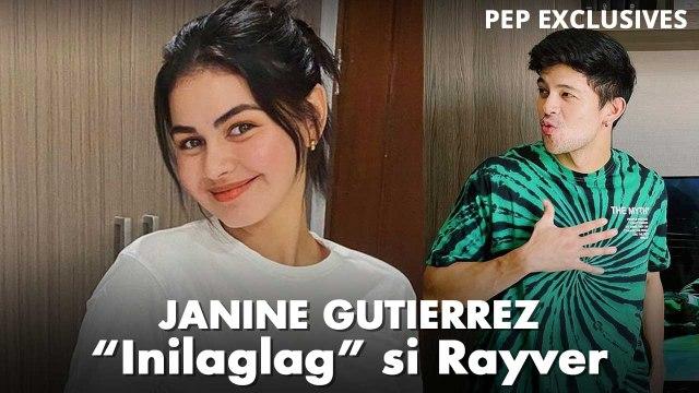 Janine Gutierrez, ibinuking na weakness ni Rayver Cruz ang planning pagdating sa traveling