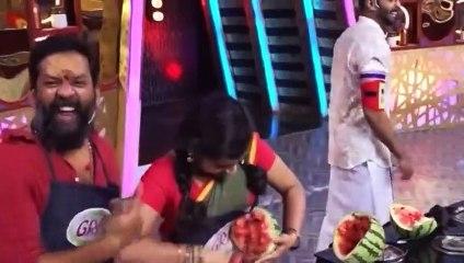 Shivangi comedy   Cook with Comali 2 episode 21