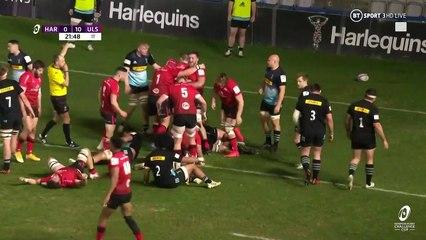 Harlequins v Ulster Rugby - Round of 16 highlights