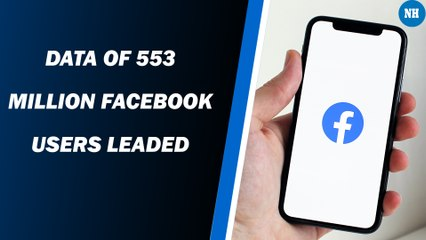 Data of 533 mn FB users, Including 6 mn Indians, Leaked