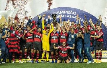 Tabela do Brasileirão 2021: veja todos os jogos do Flamengo na competição