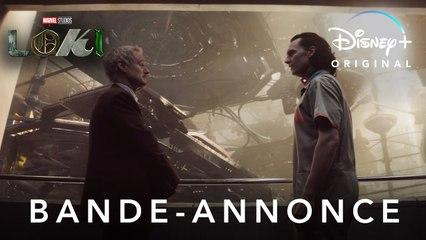 Loki - Bande-annonce officielle (VF)   Disney+