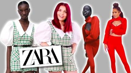Massive Zara Clothing Haul!