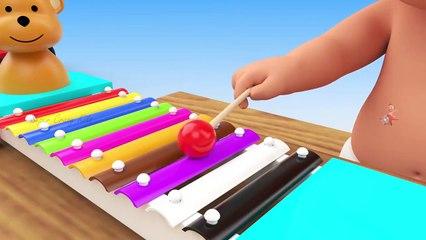 Toddler Best Learning Video Kids Preschool Learn Colors