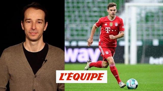 Joshua Kimmich, le patron du Bayern - Foot - C1 - Bayern