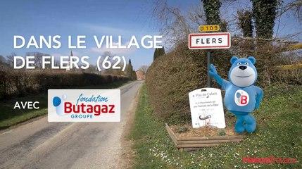 Rénovation de logements par la Fondation groupe Butagaz : l'exemple du village de Flers