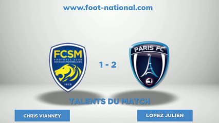 TALENT FOOT NATIONAL - 31ème journée de Ligue 2