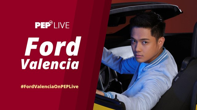 "WATCH: Ford Valencia serenades with ""Pwede Ba?"" on PEP Live"