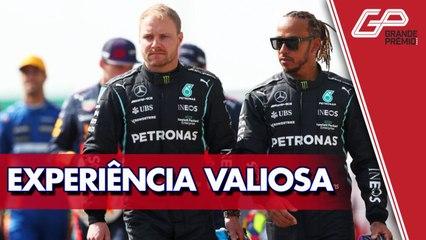 DO 'VOVÔ' HAMILTON À MENINADA: O QUE AS IDADES DIZEM SOBRE F1 2021 | GP às 10