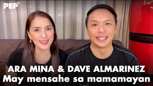 Ara Mina, Dave Almarinez: Parang lagnat na lang ang COVID-19 kung meron ka nito