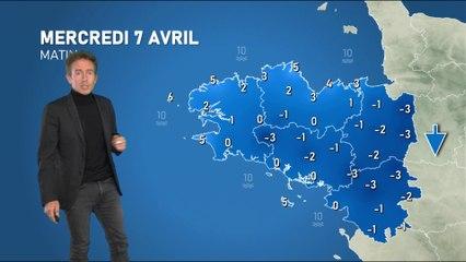 Illustration de l'actualité La météo de votre mercredi 7 avril