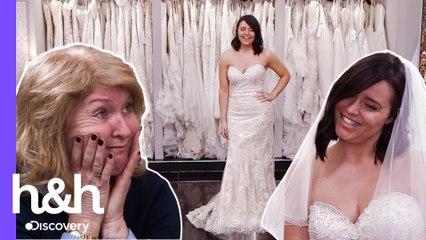 Noiva busca um novo estilo após experimentar 25 vestidos | O Vestido Ideal: Reino Unido | H&H Brasil