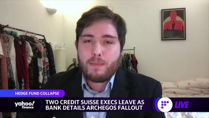 Credit Suisse takes $4.7bn hit from Archegos meltdown