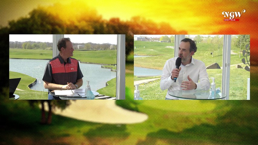 National Golf Week : Antoine Robin parle du National Golf Tour