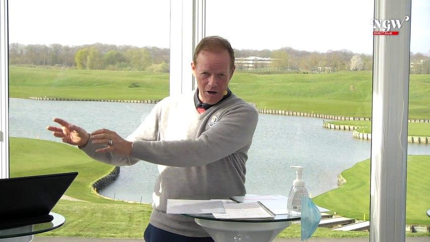 National Golf Week: Visite virtuelle du Golf National de la National Golf Week