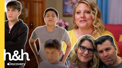 Teme que sus 3 hijos no acepten a su nuevo novio | Todo en 90 Días | Discovery H&H