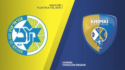 EuroLeague 2020-21 Highlights Regular Season Round 24 video: Maccabi 92-62 Khimki