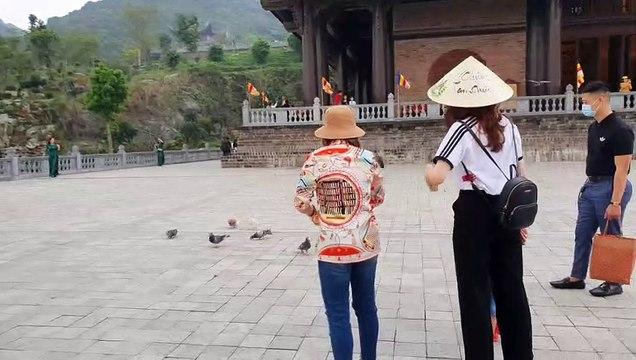 Family Team | Chùa Tam Chúc #13