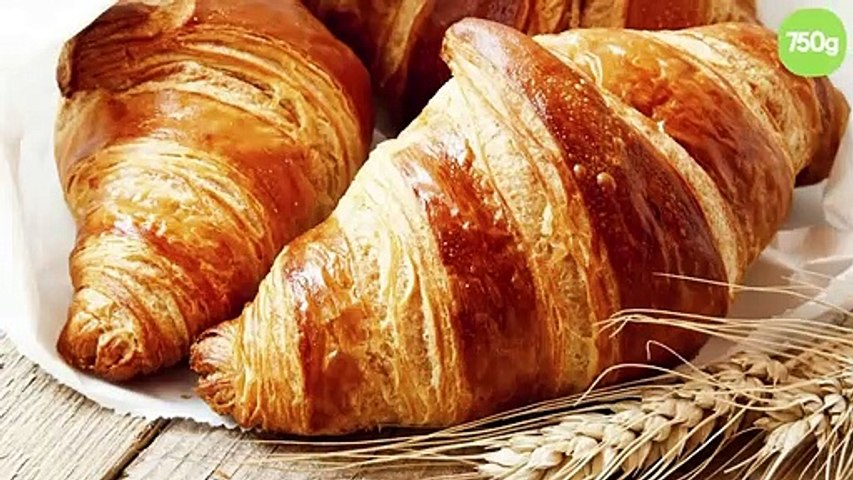 Croissants nature 0% MG