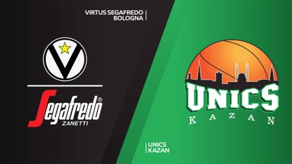7Days EuroCup Highlights Semifinals, Game 1: Virtus 80-76 UNICS