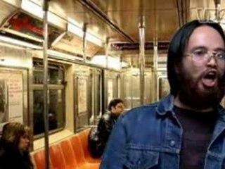 HOTTDOGS! Busking on the NYC subways