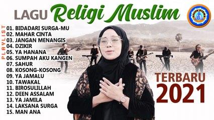 Wafiq Azizah Ft. Emirates Music Religi - Full Album   Lagu Religi Muslim Terbaru 2021