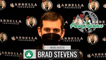Brad Stevens Postgame Interview   Celtics vs 76ers
