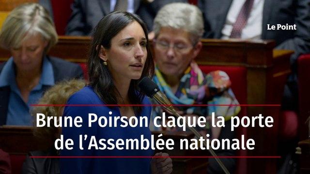 Brune Poirson claque la porte de l'Assemblée nationale