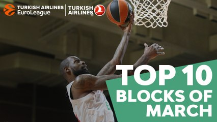 Top 10 Blocks of March!