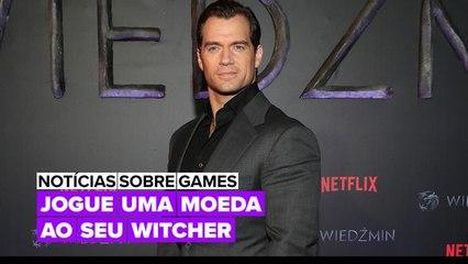 A temporada 2 de The Witcher já está pronta!
