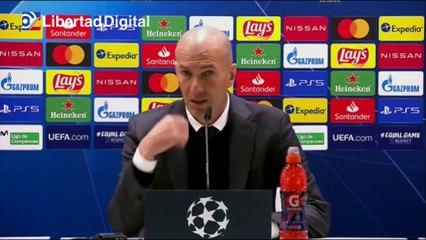 """Zidane, sobre Vinicius: """"Se lo merece, le va a dar mucha confianza a él y al equipo"""""""