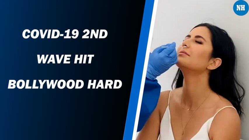 Covid-19 2nd wave hit Bollywood hard