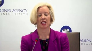 European Medicines Agency Executive Director Emer Cooke says the benefits of the AstraZeneca vaccine overall outweigh the risks of side effects