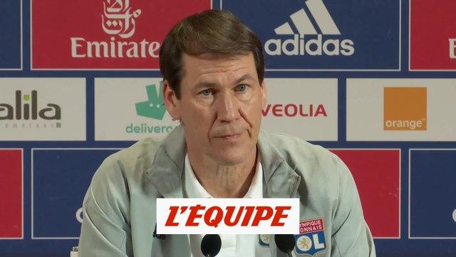 Garcia : « L'état d'esprit n'est pas bon » - Foot - Coupe de France - OL