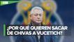 Estos son los números de Víctor Manuel Vucetich al frente de las Chivas