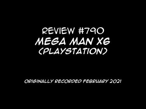 Review 790 - Mega Man X6 (PSX)