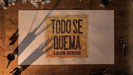 Leon Gieco - Todo Se Quema