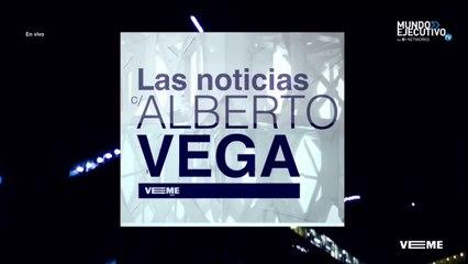 Las Noticias con Alberto Vega: reportan incendio en la refinería de Minatitlán