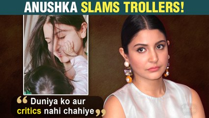Anushka Sharma ANGRY On People Spreading Negativity On Social Media